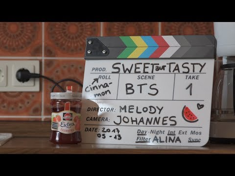 Sweet But Tasteless | My RØDE Reel 2017 BTS