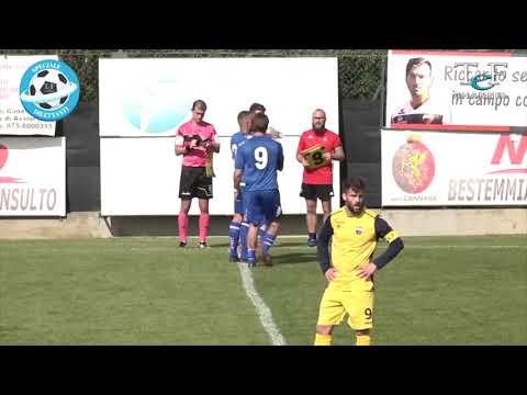immagine di anteprima del video: Cannara-AC Prato 1-3