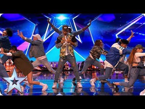Unbelievable dance acts | Britain's Got Talent