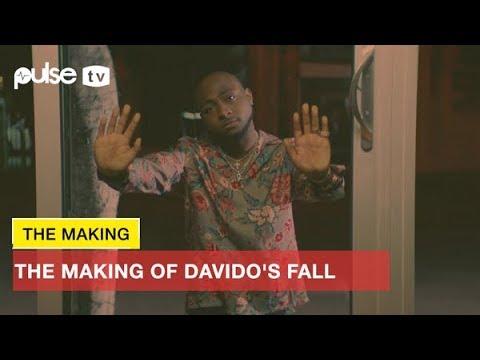 Davido 'Fall': the Making of the Hit Song Produced by Kiddominant | Pulse TV
