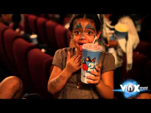 Grand Premiere of Rio 2 at VOX Cinemas