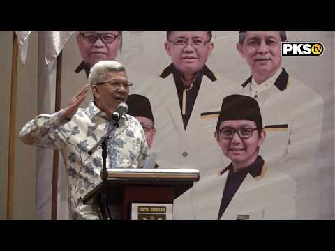 Wagub Sumsel Mawardi Yahya: Sudah Saatnya PKS Menjadi Partai Terdepan di Sumsel