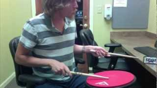 Drum Lesson On How To Use The Metronome