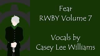 (LYRICS) Fear | Music by Jeff Williams | RWBY   - YouTube