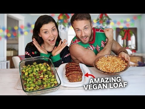 VEGAN CHRISTMAS🎄3 AMAZING RECIPES
