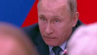 Путин о Криптовалюте! Кто опоздает - тот попадет в зависимость.