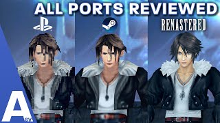 Which Version of Final Fantasy VIII Should You Play? - All FFVIII Ports Reviewed & Compared
