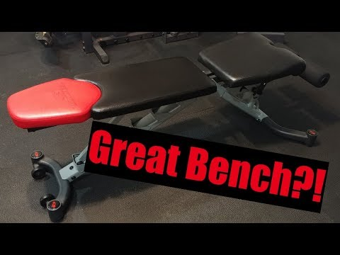 Bowflex SelectTech 5.1 Adjustable Bench Review