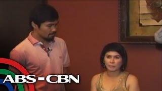 Kris TV: Pacquiao shows off mansion in GenSan