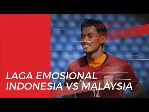 Timnas Indonesia Vs Malaysia, Lerby:  Pasti Ada Sisi Emosional Tersendiri