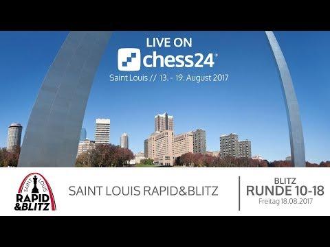 Tag 5 – Saint Louis Rapid & Blitz – Live-Kommentierung
