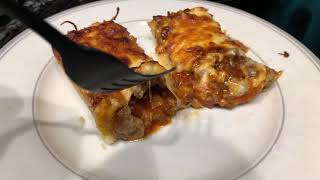 Food - Ground Ostrich Pizza (Like Beef But Better)