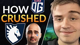 How OG DEMOLISHED Team Liquid in the TI9 Grand Finals - Pro Gameplay Tips to RANK UP | Dota 2 Guide