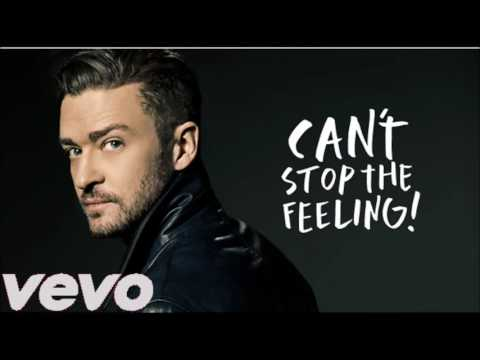 Justin Timberlake - Can't stop the feeling (Official Audio)