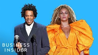 How Beyoncé And Jay-Z Make And Spend Their $1.26 Billion