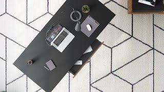 Sequel Modern Office Furniture Collection By BDI