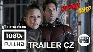 Ant-Man a Wasp (2018) CZ dabing HD trailer
