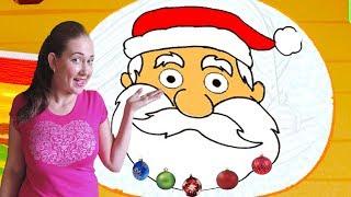 ГОТОВКА ЧЕЛЛЕНДЖ МАСТЕР СУШИ #1 TO FU Oh!SUSHI Елка, дед Мороз, снеговик в веселом видео для детей