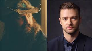 Justin Timberlake, Chris Stapleton - Say Something (Audio)