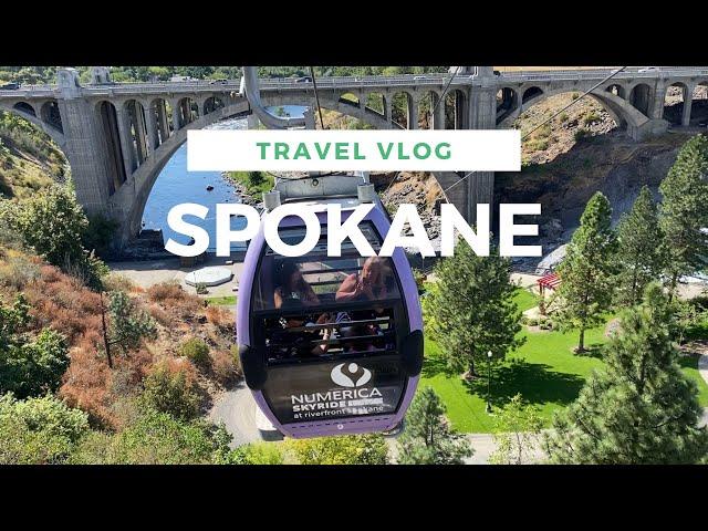Výslovnost videa Spokane v Anglický