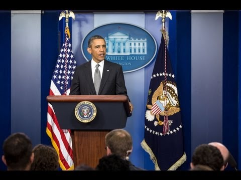 """Thumbnail for President Obama: """"The American People Refuse to be Terrorized"""" 