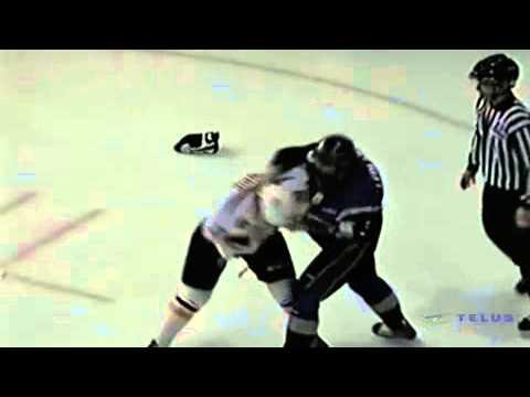 Olivier Leblanc vs Clark Bishop