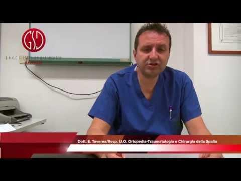 Artrosi, artrite delle articolazioni dugootroschatyh