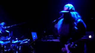 The Ting Tings - Do It Again/ Shut Up And Let Me Go  live @ Popscene, SF - January 23, 2015