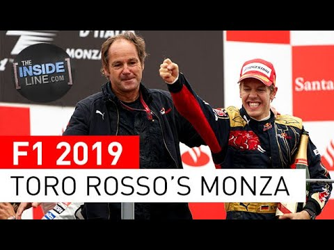 Image: WATCH: Monza memories for Toro Rosso