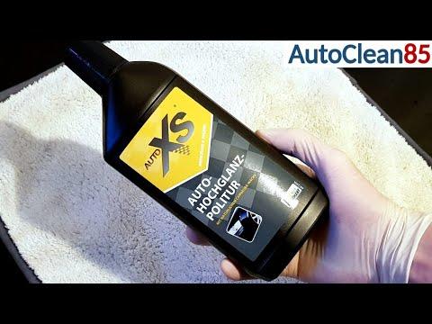 ALDI XS AUTOPOLITUR IM TEST / Auto polieren und Kratzer entfernen vom Discounter