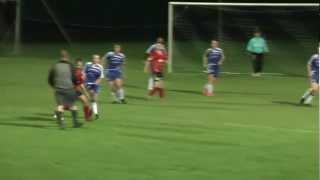 preview picture of video 'Irnfritz Mädls vs. Heidenreichstein 0:3'