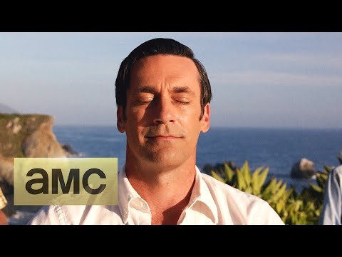 The Final Scene of Mad Men