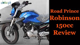 Road Prince Robinson 150cc Review