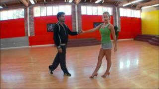 Dancing With the Stars - Kendra and Louis - Episode 1 Season 12 {DWTS}