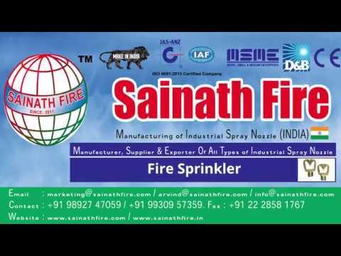 Fire Fighting Sprinkler