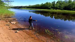 Рыбалка на озёрах ленинградской области