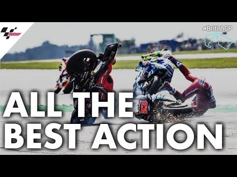MotoGP 第12戦イギリス ハイライト動画