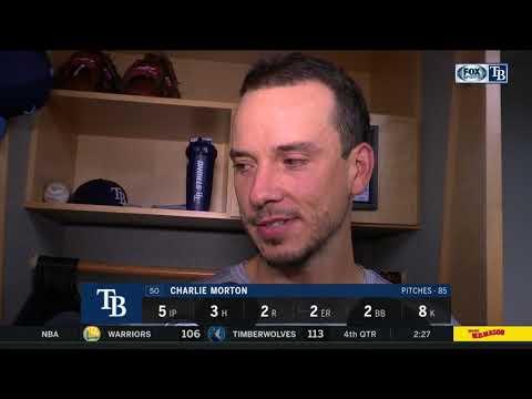 POSTGAME REACTION: Tampa Bay Rays vs. Houston Astros 03/29/2019