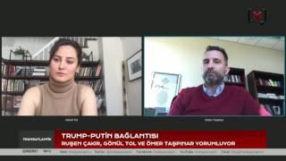 Transatlantik: Trump-Putin Bağlantısı, YPG-Rusya Ilişkileri & Uçaklarda Elektronik Cihaz Yasağı