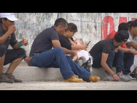 Frontera sur mexicana, la oportunidad de empezar una página en blanco