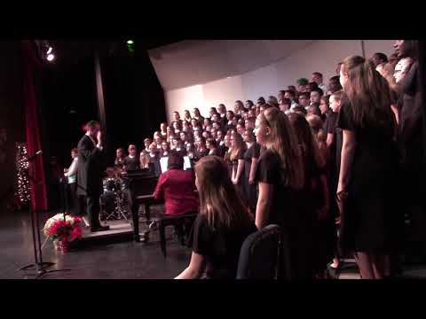 all i want for christmas is you performed by the 2017 richards middle school choir - All I Want For Christmas Youtube