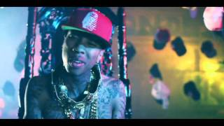 Tyga Feat. Chris Brown 'Snapbacks Back' (Official Music Video)
