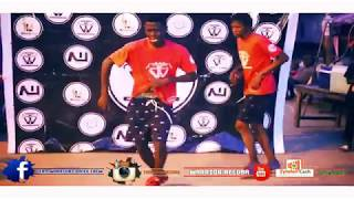 SHAKER FT KOJO CUE MAMA YIE DANCE VIDEO BY CAPTAIN FLEXY AND TEAM WARRIORS