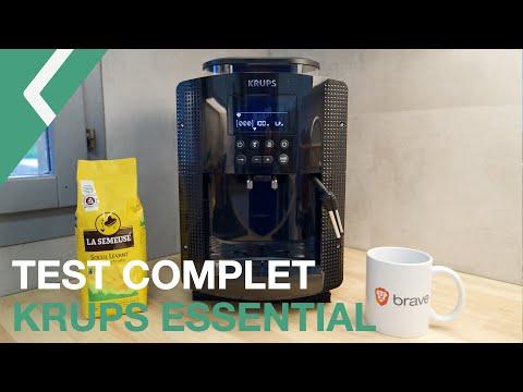 J'ai quitté Nespresso pour une Krups Essentials TEST COMPLET