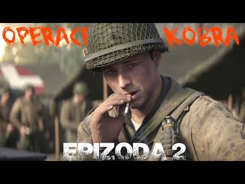 [E2] OPERACE KOBRA - Call of Duty World War 2