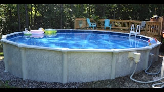 How To Install An Above Ground Pool