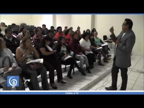 Se imparte taller de Capacitación a Servidores Públicos