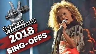 Tina Turner - Nutbush City Limits (Diana Babalola) | The Voice Of Germany | Sing-Offs
