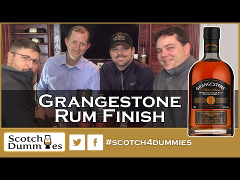Grangestone Double Cask Matured Rum Finish Scotch Whisky Review #93