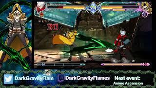 BBCF2 Online Set: Onikage (Ragna) vs DGF (Terumi) Fight Night Discord Sets